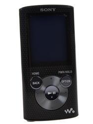 Мультимедиа плеер Sony NWZ-E383 черный