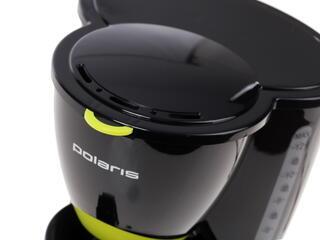 Кофеварка Polaris PCM 1211 черный