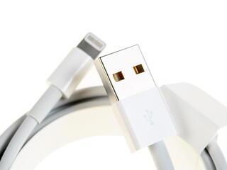 Кабель Apple USB - Lightning 8-pin белый