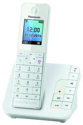 Телефон беспроводной (DECT) Panasonic KX-TGH220RUW