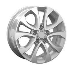 Автомобильный диск литой LegeArtis NS102 6,5x16 5/114,3 ET 50 DIA 66,1 Sil