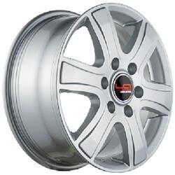 Автомобильный диск Литой LegeArtis VW74 6,5x16 5/120 ET 62 DIA 65,1 Sil