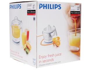 Соковыжималка Philips HR 2744 белый