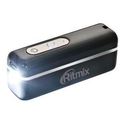 Портативный аккумулятор RITMIX RPB-2200 черный