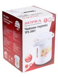 Термопот Supra TPS-3001 gerbera белый