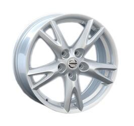 Автомобильный диск Литой Replay NS48 7x17 5/114,3 ET 45 DIA 66,1 Sil