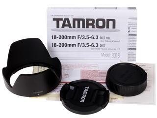 Объектив Tamron 18-200mm F3.5-6.3 Di II VC