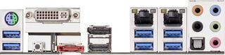 Плата ASRock LGA1150 Z97 Extreme6/3.1 4xDDR3-3200 3xPCI-Ex16 DVI/HDMI/DP 10xSATA3 SATA-Ex M2 6xUSB3 2xUSB3.1 2xGLAN ATX