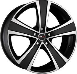 Автомобильный диск Литой MAK Fuoco 5 8x17 5/112 ET 45 DIA 66,6 Ice Black