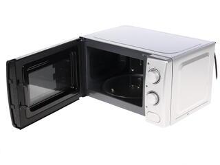 Микроволновая печь Rolsen MS2080MN серебристый