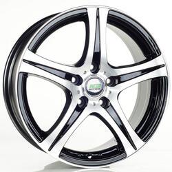 Автомобильный диск литой Nitro Y3159 7x17 5/114,3 ET 45 DIA 60,1 BFP