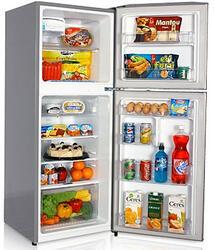Холодильник с морозильником LG GN-V292RLCS серебристый