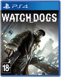 Игра для PS4 Watch Dogs