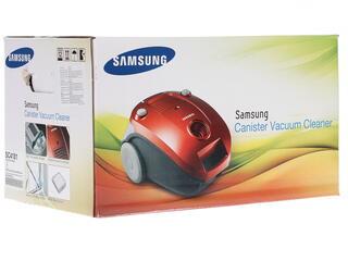 Пылесос Samsung SC4181 красный