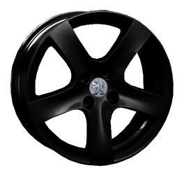 Автомобильный диск литой LegeArtis PG17 6x15 4/108 ET 27 DIA 65,1 MB