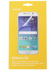 "5.1""  Пленка защитная для смартфона Samsung Galaxy S6"