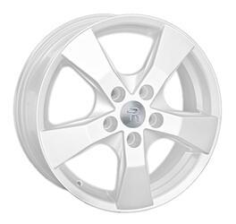 Автомобильный диск литой Replay SZ26 6x16 5/114,3 ET 50 DIA 60,1 White