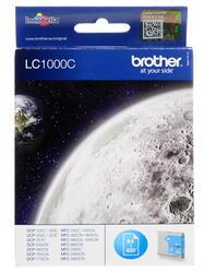 Картридж струйный Brother LC-1000C
