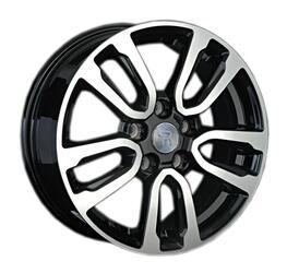 Автомобильный диск литой Replay RN128 6,5x16 5/114,3 ET 50 DIA 66,1 BKF