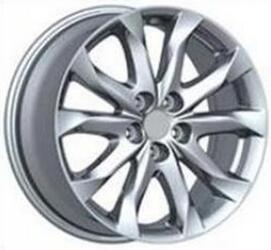 Автомобильный диск литой Replay MZ75 7x18 5/114,3 ET 50 DIA 67,1 Sil