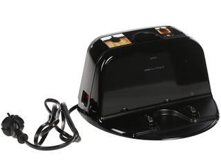 Пылесос-робот LG VR63406LV бордовый