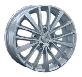 Автомобильный диск литой Replay ST6 6,5x16 5/112 ET 46 DIA 57,1 Sil