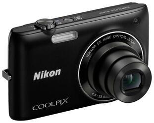 Цифровая фотокамера Nikon S4100 Black