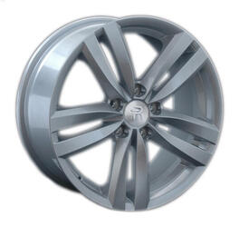 Автомобильный диск литой Replay SK55 7,5x17 5/112 ET 49 DIA 57,1 Sil