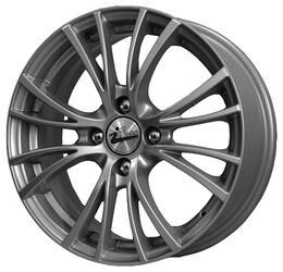 Автомобильный диск литой iFree Вольтер 6x15 4/100 ET 48 DIA 54,1 Хай Вэй