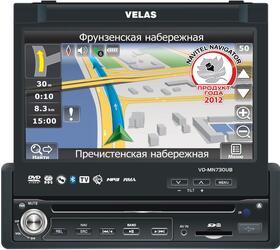 Автопроигрыватель Velas VD-MN730UB