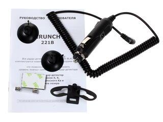 Радар-детектор Crunch 221B STR