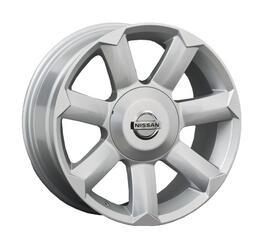 Автомобильный диск Литой Replay NS56 8x18 6/139,7 ET 25 DIA 78,1 Sil