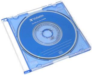 Диск Verbatim CD-RW 700 Mb