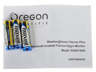Термодатчик Oregon Scientific RAR213HG