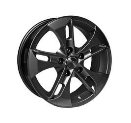 Автомобильный диск литой Скад Венеция 6,5x16 5/120 ET 45 DIA 67,1 Грей