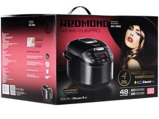 Мультиварка Redmond M800S серебристый