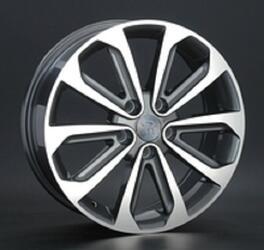 Автомобильный диск литой Replay RN72 6,5x16 5/114,3 ET 47 DIA 66,1 GMF