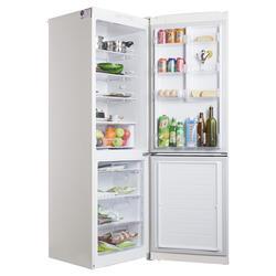 Холодильник с морозильником LG GA-B409SECA бежевый