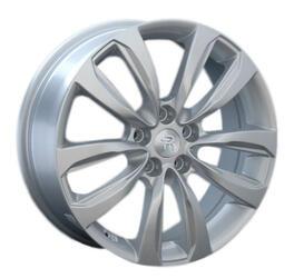 Автомобильный диск литой Replay KI25 7x17 5/114,3 ET 41 DIA 67,1 Sil
