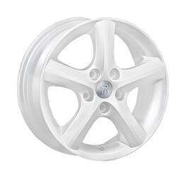Автомобильный диск литой Replay SZ8 6x16 5/114,3 ET 50 DIA 60,1 White