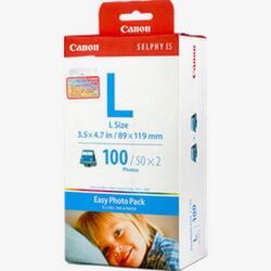 Набор картриджей Canon Easy Photo Pack E-L100