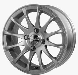 Автомобильный диск Литой Скад Марс 6x14 4/100 ET 37 DIA 67,1 Платина