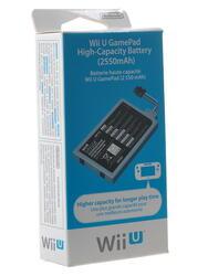 Аккумулятор повышенной емкости для WiiU GamePad