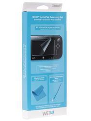 Стилус, салфетка Nintendo для WiiU GamePad