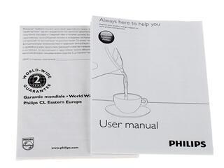 Электрочайник Philips HD 4677/40 белый