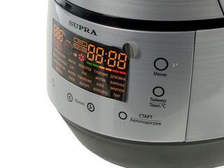 Мультиварка Supra MCS-5202S серебристый