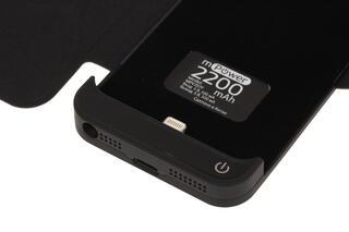 Чехол-батарея Gmini mPower MPCI57F черный