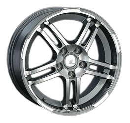 Автомобильный диск литой LS 295 6,5x15 5/100 ET 38 DIA 57,1 GMF