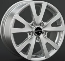 Автомобильный диск Литой LegeArtis MZ26 6,5x16 5/114,3 ET 52,5 DIA 67,1 Sil