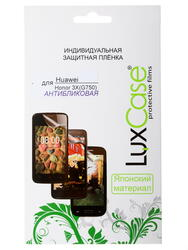 "5.5""  Пленка защитная для смартфона Huawei Honor 3X G750"